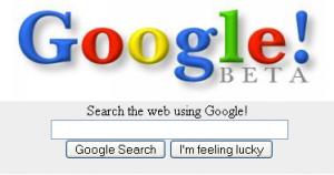 Google anno 1998
